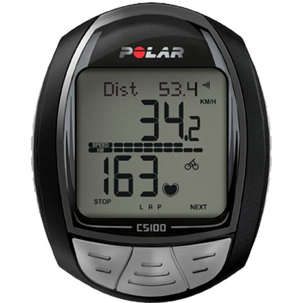 Buy Polar CS100 Cycling Heart Rate Monitor