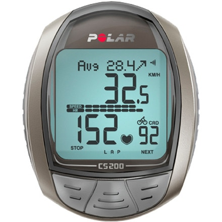 Buy Polar CS200cad Cycling Heart Rate Monitor