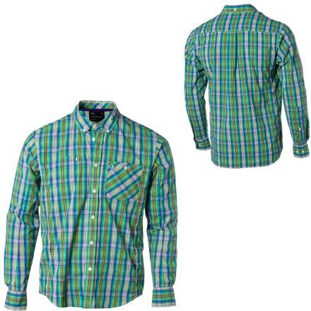 Peak Performance Path Shirt Long-Sleeve