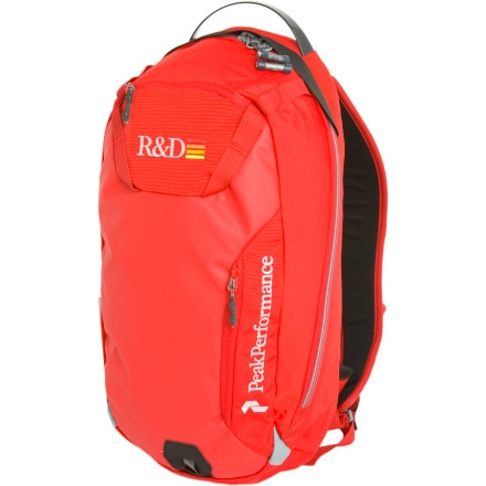 photo: Peak Performance R&D Backpack - 15L winter pack