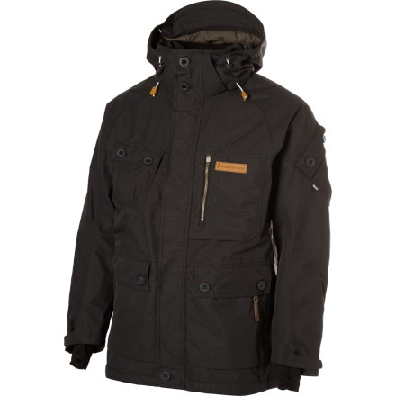 photo: Peak Performance Rocker Jacket snowsport jacket
