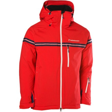 photo: Peak Performance Andermatt Jacket snowsport jacket