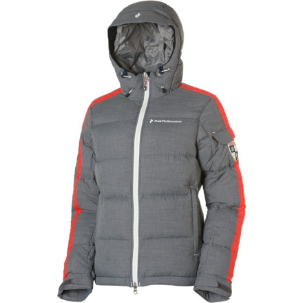 photo: Peak Performance Tignes Down Jacket down insulated jacket