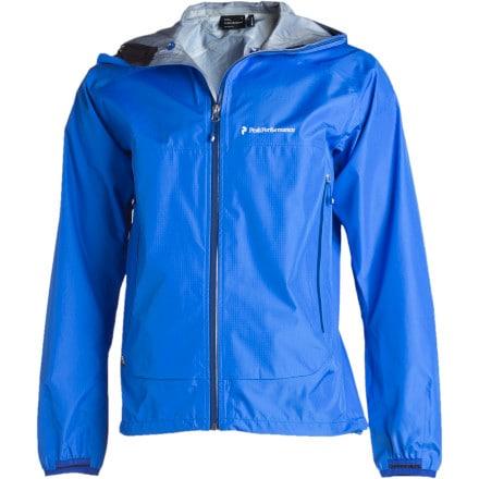 photo: Peak Performance Stark Jacket waterproof jacket
