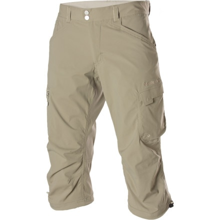 photo: Peak Performance Dex Long Short climbing pant