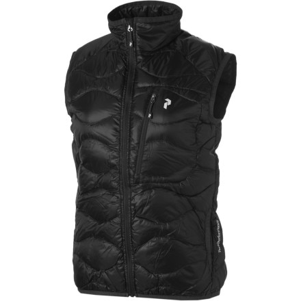 photo: Peak Performance Helium Vest down insulated vest