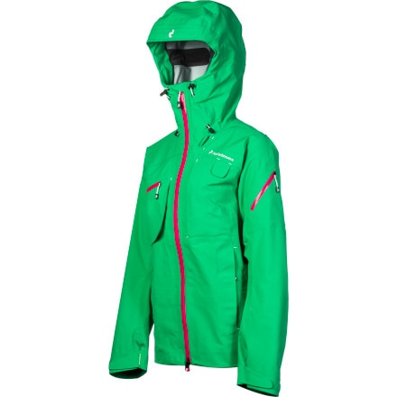 photo: Peak Performance Women's Heli Alpine Jacket