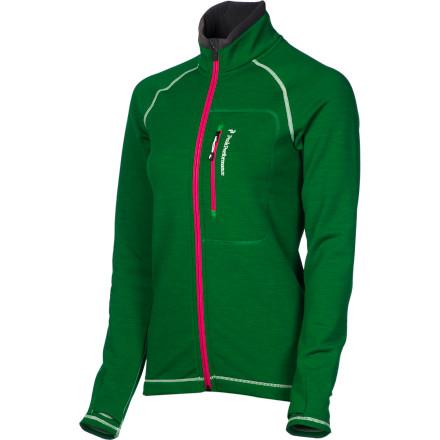 Peak Performance Heli Mid Fleece Jacket - Women's