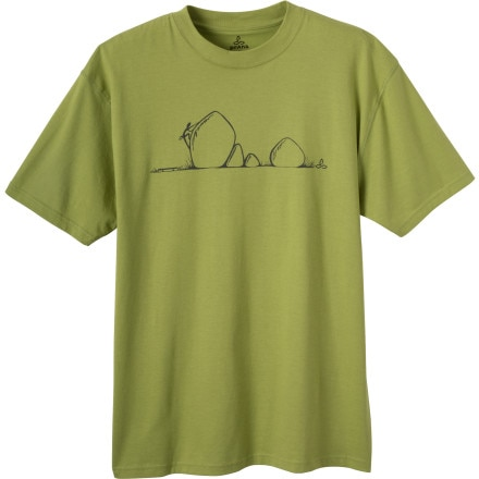 prAna Boulder T-Shirt - Short-Sleeve - Men's