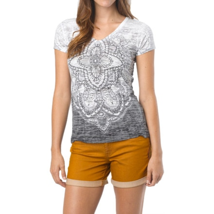Prana Chai V-Neck Shirt - Short-Sleeve - Women's