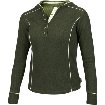 Prana Gianna Hooded Shirt - Long-Sleeve - Women's