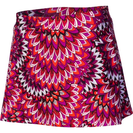 photo: prAna Sugar Mini Skirt