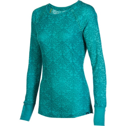 Prana Amelia Top - Long-Sleeve - Women's