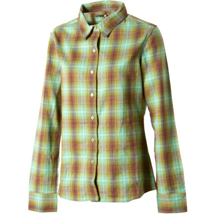 prAna Riley Woven Shirt - Long-Sleeve - Women's