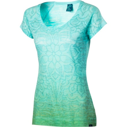 prAna Goddess Shirt - Short-Sleeve - Women's