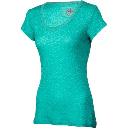 Prana Ally Top - Short-Sleeve - Women's