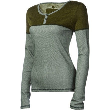 prAna Pippa Top - Long-Sleeve - Women's