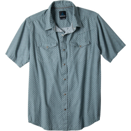 prAna Colton Shirt - Short-Sleeve - Men's