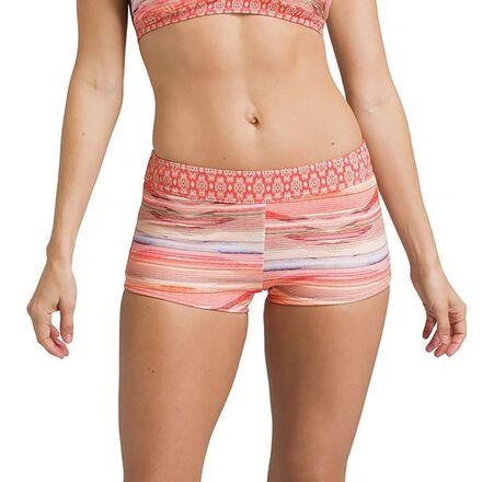 Raya Boyshort Bikini Bottom - Women's