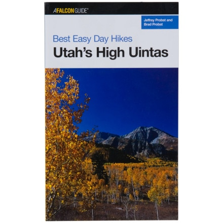 photo: Falcon Guides Best Easy Day Hikes - Utah's High Uintas us mountain states guidebook