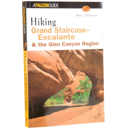 photo: Falcon Guides Hiking Grand Staircase-Escalante & the Glen Canyon Region us mountain states guidebook