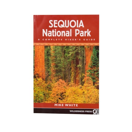 photo: Wilderness Press Sequoia National Park us pacific states guidebook