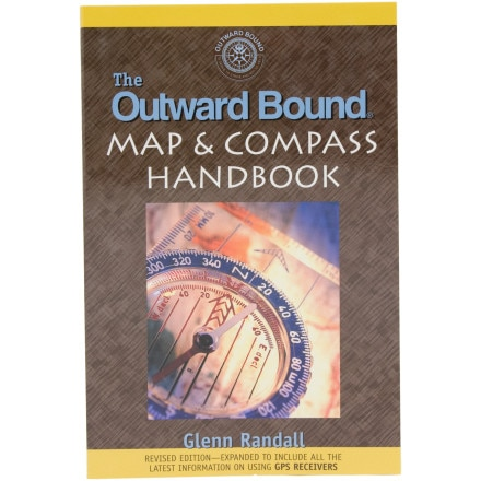 photo: Lyons Press Outward Bound Map and Compass Handbook camping/hiking/backpacking book