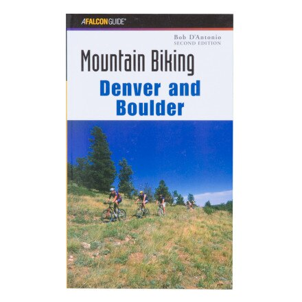 Book: Mountain Biking Denver/Boulder