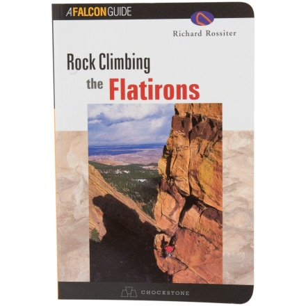 Falcon Guides Rock Climbing The Flatirons