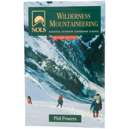 Stackpole Books NOLS Wilderness Mountaineering