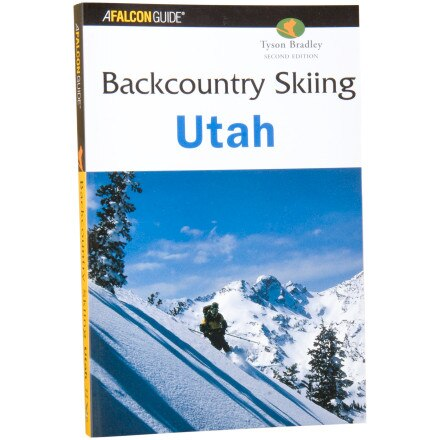 Book: Backcountry Skiing Utah
