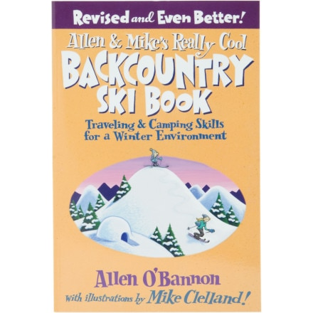 Falcon Guides Allen & Mike's Really Cool Backcountry Ski Book
