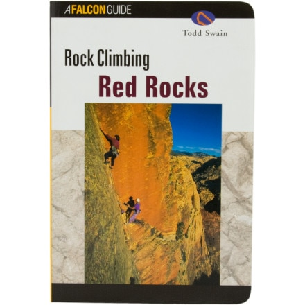 photo: Falcon Guides Rock Climbing Red Rocks climbing book