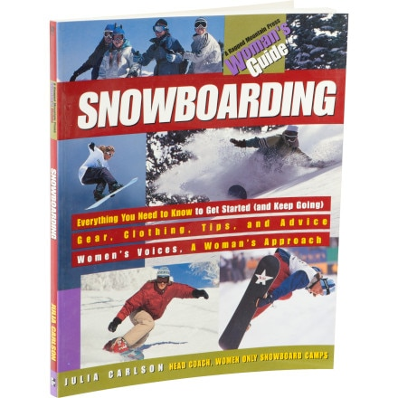 Book: Snowboarding: A Woman's Guide