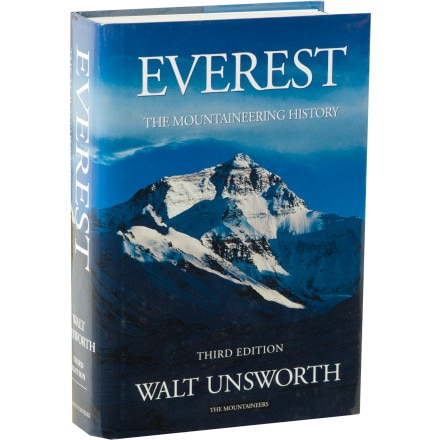 Book: Everest: A Mountaineering History