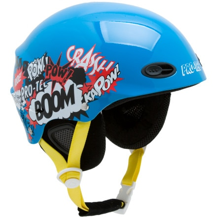 photo: Pro-tec Ace Freecarve Jr Helmet snowsport helmet