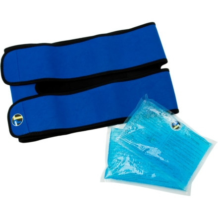 Pro-Tec Athletics Hot Cold Therapy Wrap-Double Gel Pack-X-Large