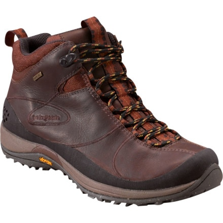 photo: Patagonia Bly Mid Gore-Tex hiking boot