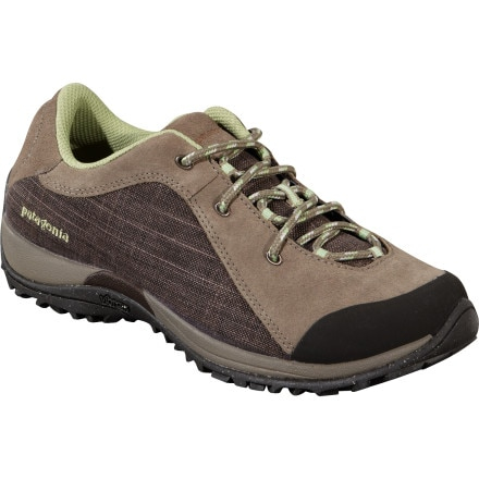 photo: Patagonia Bly Hemp trail shoe