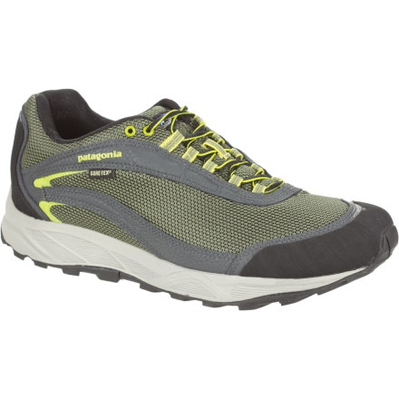 Patagonia Footwear Arrant Leather GTX Trail Running Shoe - Men's