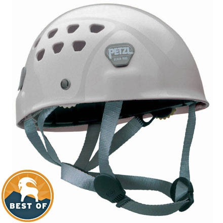 photo: Petzl Ecrin Roc climbing helmet