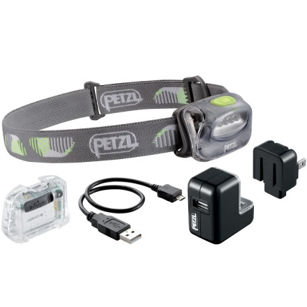 Petzl Tikka 2 Headlamp with CORE Battery Kit
