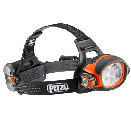 photo: Petzl Ultra headlamp