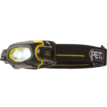 photo: Petzl Pixa 3 Pro Headlamp