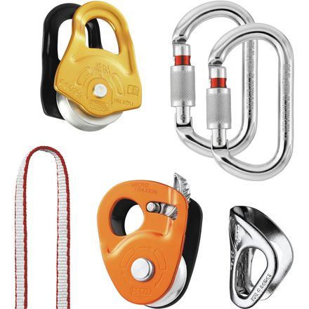 photo: Petzl Crevasse Rescue Kit