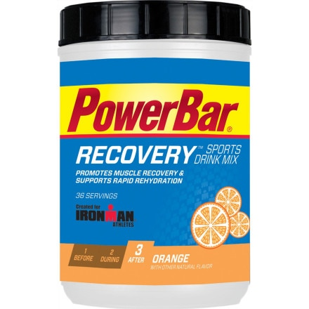 Powerbar Recovery Powder Canister
