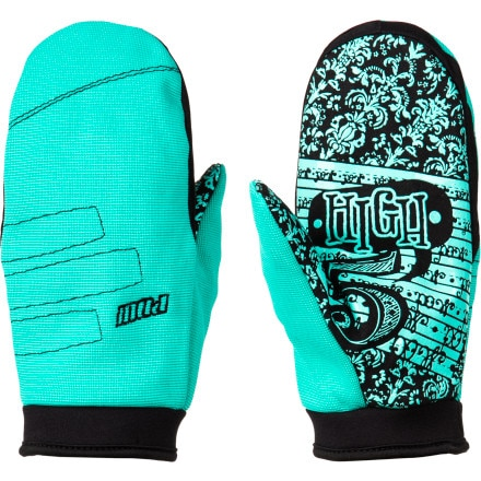 Pow Gloves High 5 Mitten