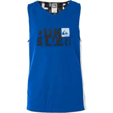 Quiksilver Mix And Mesh Tank - Boys'