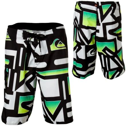 Quiksilver Mega Bleeker 22 Board Shorts - Men's
