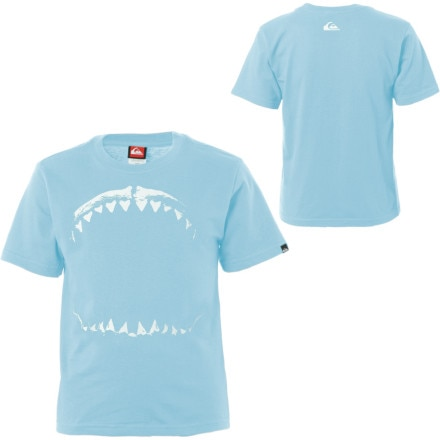 Quiksilver Jaws T-Shirt - Short-Sleeve - Toddler Boys'
